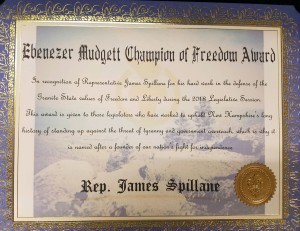 mudgett_award